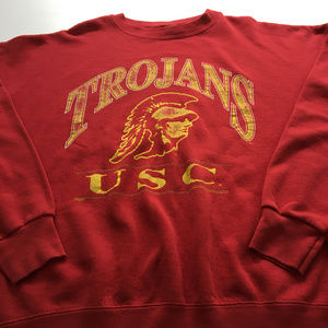 Vintage USC Trojans Sweatshirt XXL University
